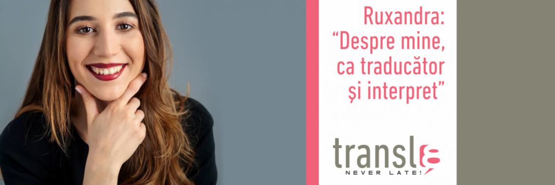Ruxandra: traducător și intrepret